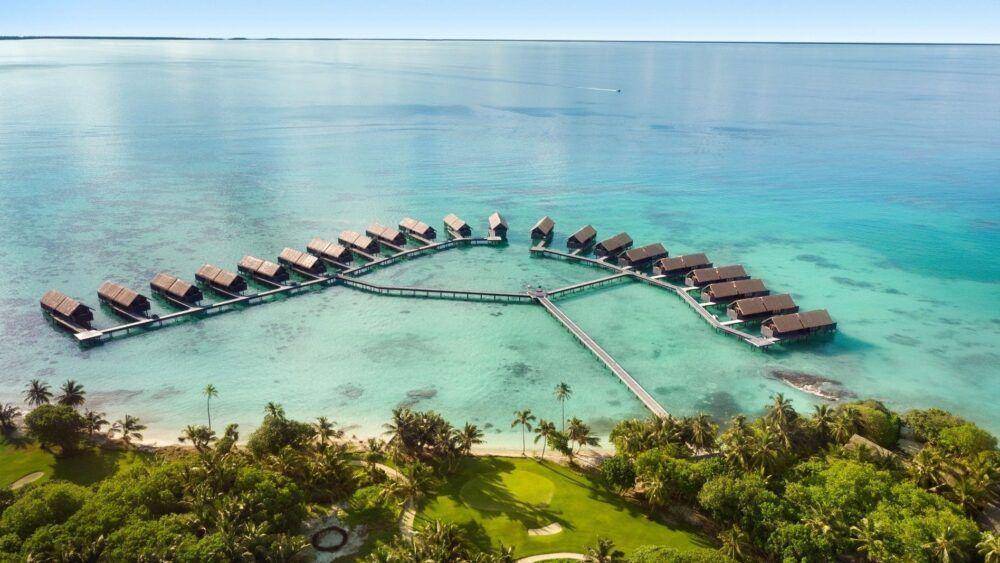 Villingili, Maldivas