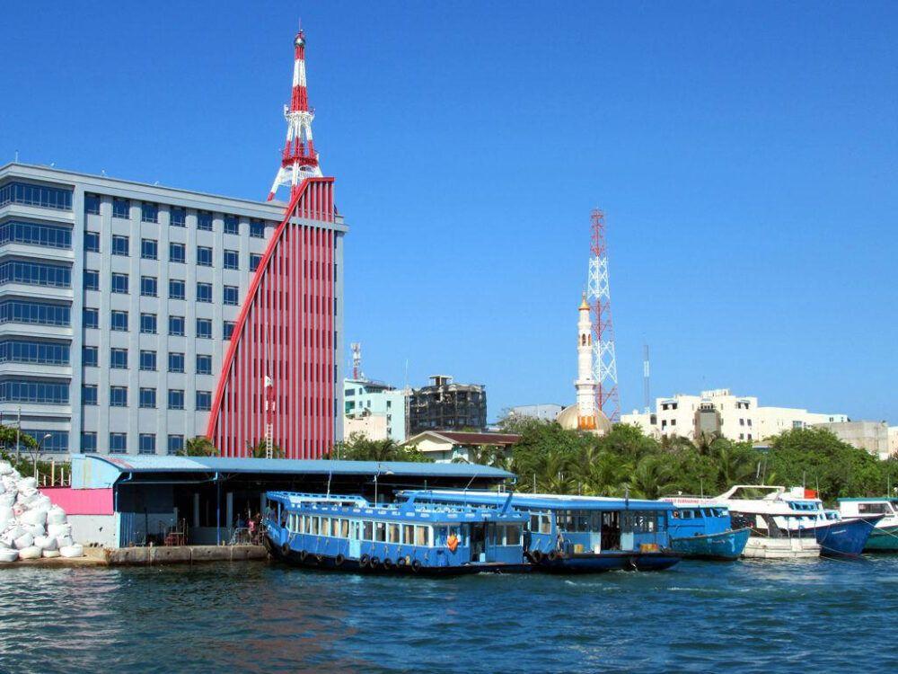 Dónde está Villingili Ferry Terminal, Maldivas
