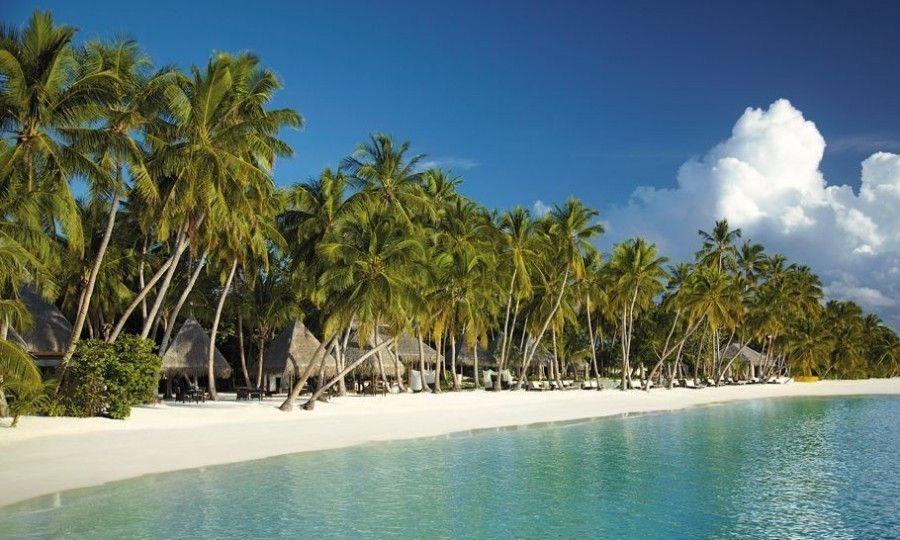 Dónde está Villingili, Maldivas